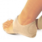 Plantar Fasciitis Therapy Wrap - Plantar Fasciitis Arch Support, Relieve Plantar Fasciitis, Heel Pain, Arch Support, Plantar Fasciitis Sock - Brown or Tan
