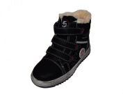 TMX B4595 Children's Winter Boots Winter Boots with Velcro Fastening and Zip Colour