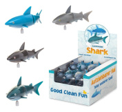 Wind Up Shark Bath Toy (Random Colour) by Lizzy®