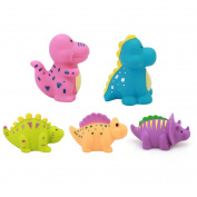 Lalang Kids Dinosaur Bath Swimming Toys - Suitable From 10 Months