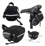 Farway Bicycle Strap-On Expandable Saddle Seat Bag