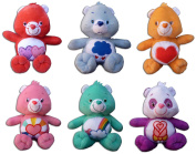 CARE BEARS New Characters SET 6 PLUSH 20cm ORIGINAL Soft Toy