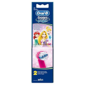 Oral-B Stages Power Kids Disney Replacement Toothbrush Heads 2 per pack