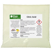 CITRIC ACID | 10KG BAG | 100% Anhydrous | BP/Food Grade | Additive, Bath