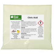 CITRIC ACID | 5KG BAG | 100% Anhydrous | BP/Food Grade | Additive, Bath