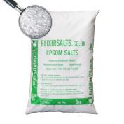 EPSOM SALT PHARMACEUTICAL GRADE MAGNESIUM SULPHATE BAG 5kg