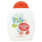 Good Bubble Hair & Body Wash with Dragon Fruit Extract 250ml