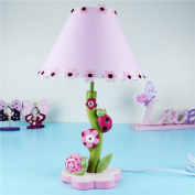 Cosy bedroom lamp bedside lamp creative children's room cartoon dimmable lights cute girl birthday gift Pastoral