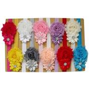 Vulna(TM) BS#S Baby Toddler Lace Flower Headband Hair Band Accessories Headwear