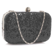 Love Heart Clutch Bags Ladies Women's Fashion Glittery / Diamante Hard-case Evening Bag Wedding Party Night Out Festival Quality CWE00263 CWE0060