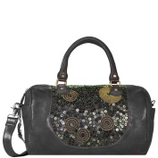 Billy the Kid Zari Handbag Leather 36 cm