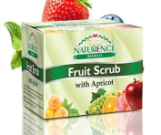 Naturence Herbals Fruit Scrub With Appricot