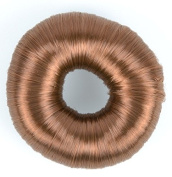 Knot Ring Faux Hair in Various Colours