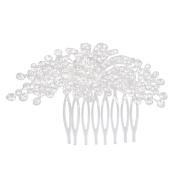 OULII Bridal Hair Combs Wedding Hair Pieces Hair Pin Wedding Hair Accesories