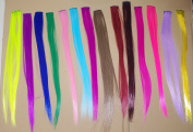 Haobase 14pcs Long Women/ Hair Extension Women Synthetic Hair