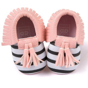 For 0-18 Month,Clode® Newborn Baby Girls Boys Crib Tassels Bowknot Shoes Toddler Sneakers Casual Shoes