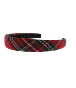 Zac's Alter Ego® One Inch Tartan Alice Band - Great for Burns Night