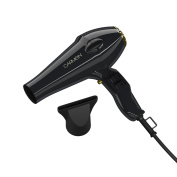 Carmen 200 W Black C80016 AC Hair Dryer