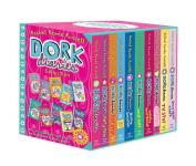 Dork Diaries x 10 title Slipcase set
