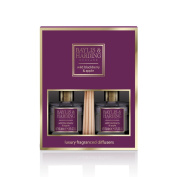 Baylis & Harding Wild Blackberry and Apple Luxury Home Fragrance Diffuser Duo Set