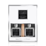 Baylis & Harding Sweet Mandarin and Grapefruit Luxury Home Fragrance Diffuser Duo Set