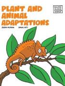 Plant and Animal Adaptions