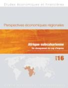 Regional Economic Outlook, April 2016, Sub-Saharan Africa  [FRE]