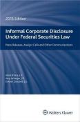 Informal Corporate Disclosure
