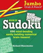 Jumbo Grab a Pencil Book of Sudoku