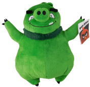 Leonard Green Pig wih Beard 30cm Plush Doll Angry Birds The Movie Video Game Soft Toy Original Rovio High Quality New Collectible