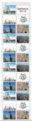 Trendfinding Postcard Photo Curtain 10 x 15 cm Landscape and Portrait Format Photo Wall Holder Pocket Curtain Photos, 24 Fototaschen im Querformat