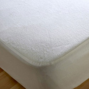 The Better Sleep Company Waterproof Breathable Terry Towelling Mattress Protector
