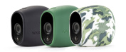 3 x Silicone Skins for Arlo Pro Smart Security - 100% Wire-Free Cameras by Wasserstein ...