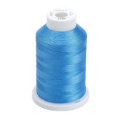 Sulky Of America 268d 40wt 2-Ply Rayon Thread, 1500 yd, Blue