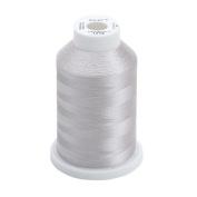 Sulky Of America 268d 40wt 2-Ply Rayon Thread, 1500 yd, Silver Grey