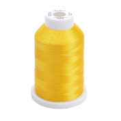 Sulky Of America 268d 40wt 2-Ply Rayon Thread, 1500 yd, Goldenrod