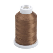 Sulky Of America 268d 40wt 2-Ply Rayon Thread, 1500 yd, Light Brown