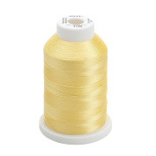 Sulky Of America 268d 40wt 2-Ply Rayon Thread, 1500 yd, Pastel Yellow