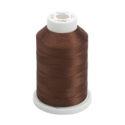 Sulky Of America 268d 40wt 2-Ply Rayon Thread, 1500 yd, Brown