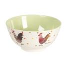 Alex Clark Rooster Melamine Bowl
