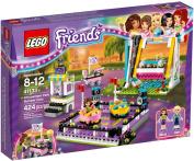 LEGO 41133 Friends Amusement Park Bumper Cars Construction Set