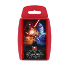 Star Wars 026741 The Force Awakens Top Trumps Card Game