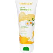 Herbacin Kamille Shower Gel - Herbal - Camomile And Green Tea - 200ml