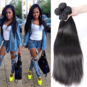 Gem Beauty Hair Malaysian Virgin Hair Straight 4 Bundles Malaysian Human Hair Bundles Straight Hair Weft Natural Colour