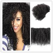 Hair Extensions 12-70cm Afro Kinky Curly Virgin Brazilian Human Virgin Hair Clips7pcs/lot 110g Clip Hair