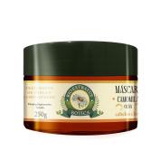 Linha Botica Camomila Bio Extratus - Mascara Hidratante Tratamento Intensivo 250 Gr -