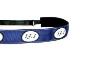 Mavi Bandz Adjustable Non-Slip Fitness Headband Half Marathon Running 13.2
