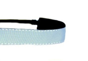 Mavi Bandz Adjustable Non-Slip Fitness Headband Saddle - Grey