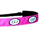 Mavi Bandz Adjustable Non-Slip Fitness Headband Half Marathon Running 13.1