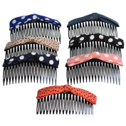 Bzybel Womens Fashion Hair Side Comb for Little Girls